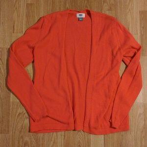Womens open sweater